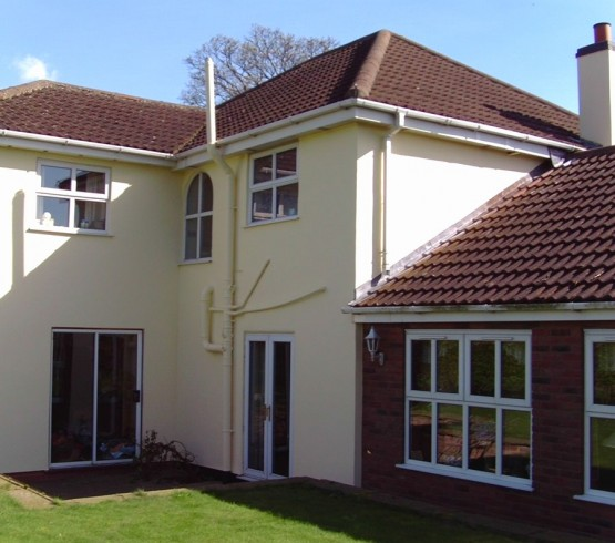 Exterior Wall Coatings Harrogate