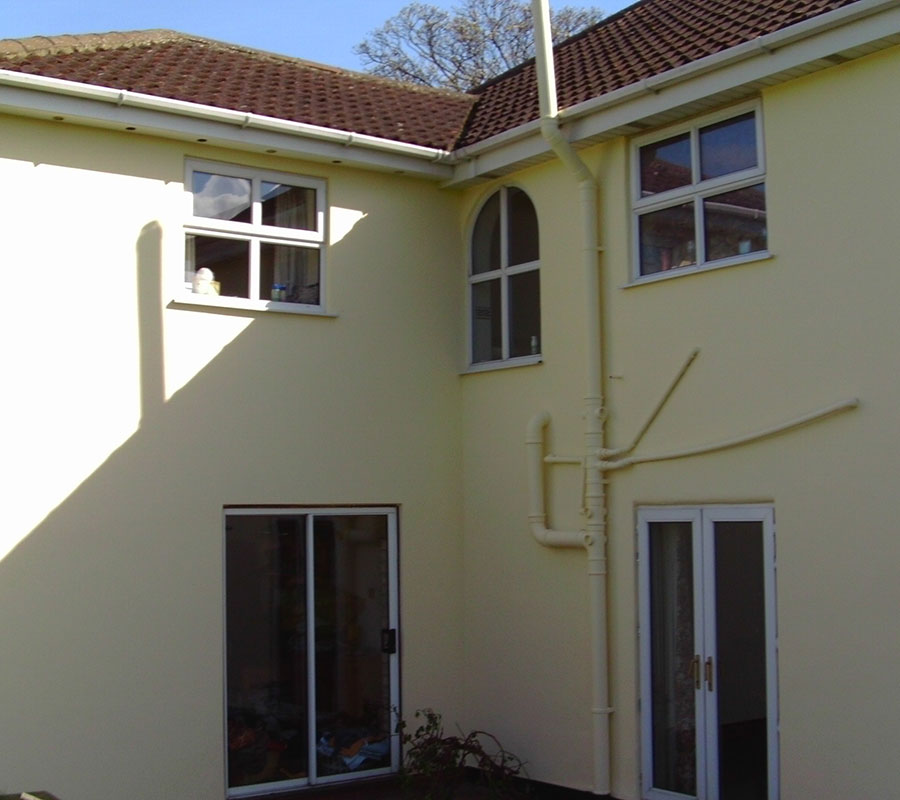 Exterior Wall Coating And Coatings In Harrogate
